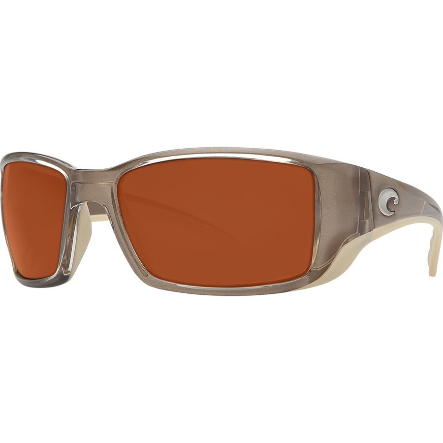 Copper Polarized Sunglasses  costa blackfin 580p sunglasses polarized backcountry com