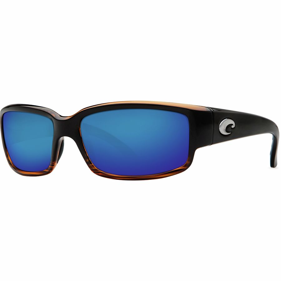 73f9e6fc7f Costa - Caballito 580P Polarized Sunglasses - Women s - Coconut Fade Blue  Mirror 580P