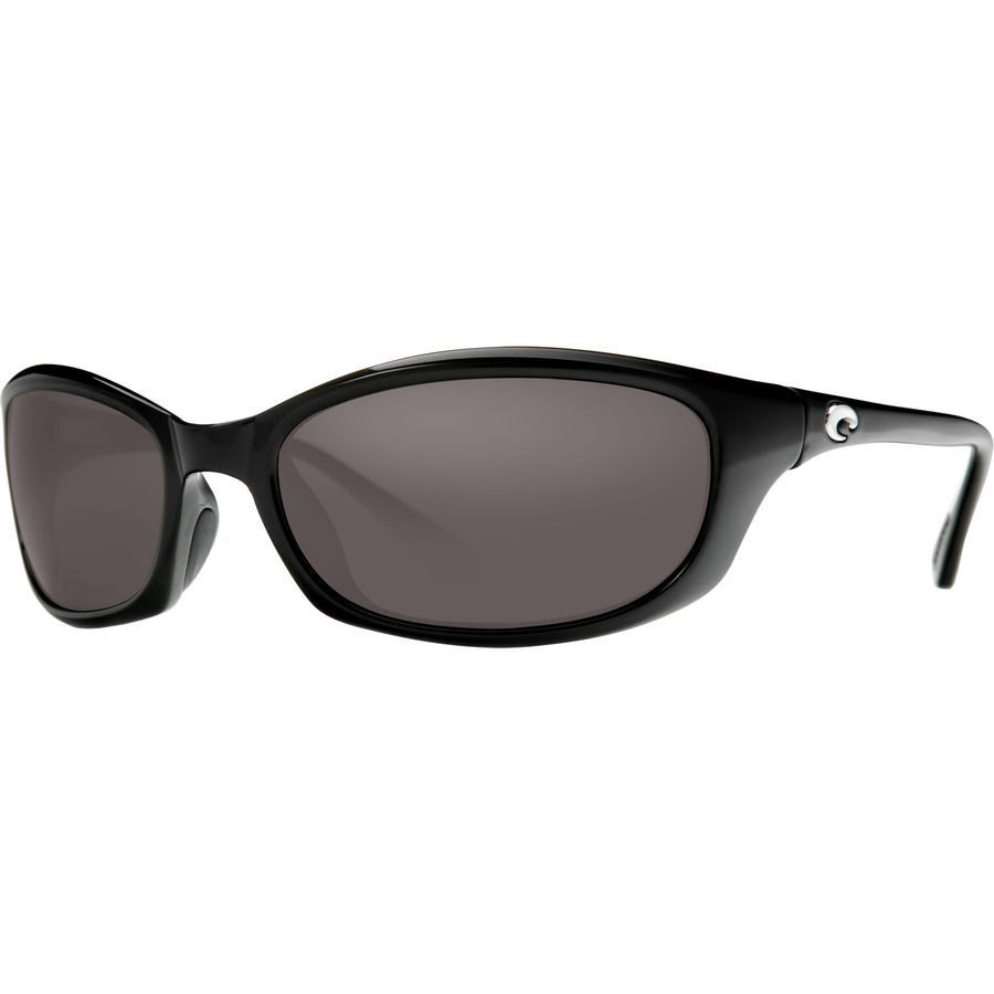 b539c55355 Costa - Harpoon 580P Polarized Sunglasses - Women s - Shiny Black Gray