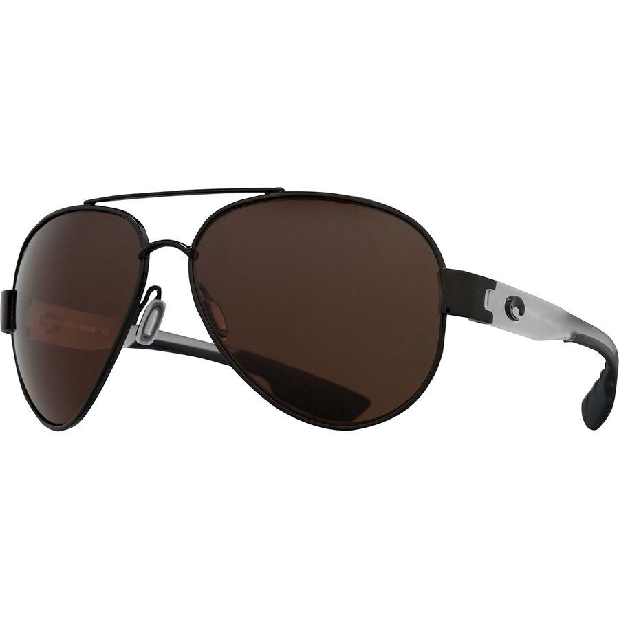 6f0735f489fa9 Costa - South Point 580P Polarized Sunglasses - Gunmetal W Crystal  Temples Copper