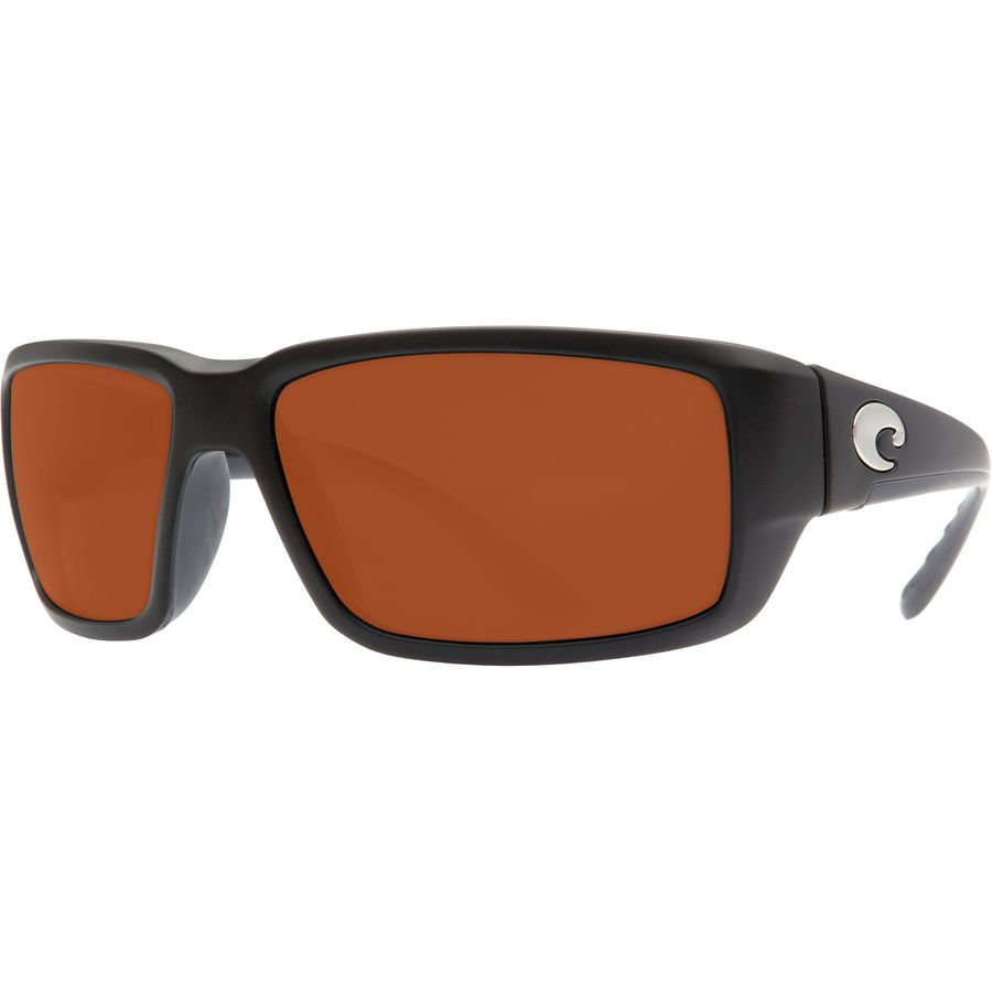 94acfe2441 Costa - Fantail 580P Polarized Sunglasses - Black Copper