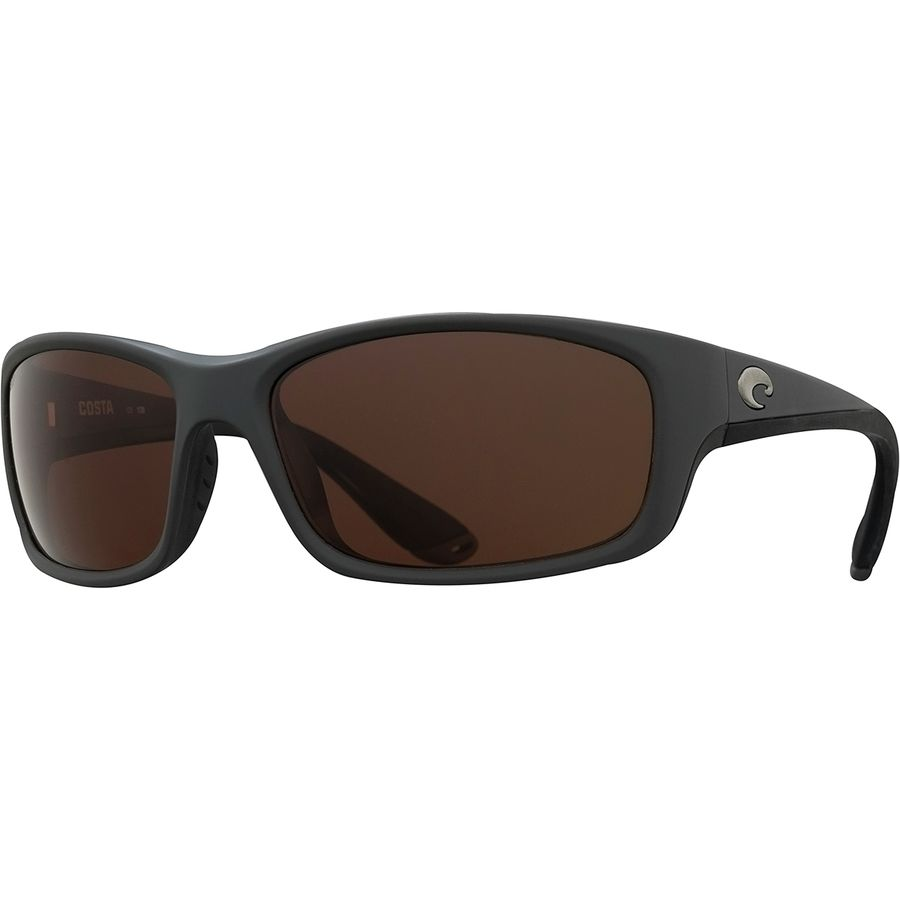 498b4d42517bc Costa - Jose Polarized 580P Sunglasses - Men s - Matte Gray Copper 580p