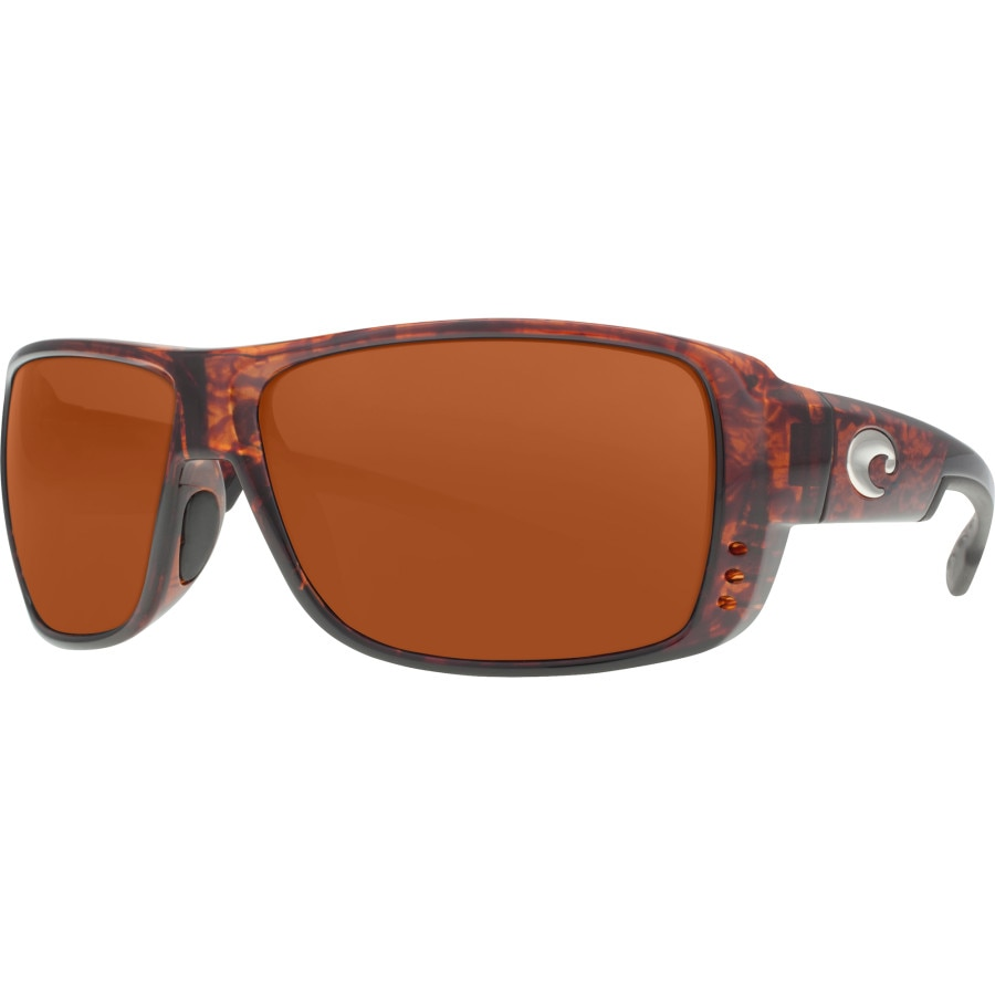 Costa Double Haul Polarized Sunglasses - 580 Glass Lens