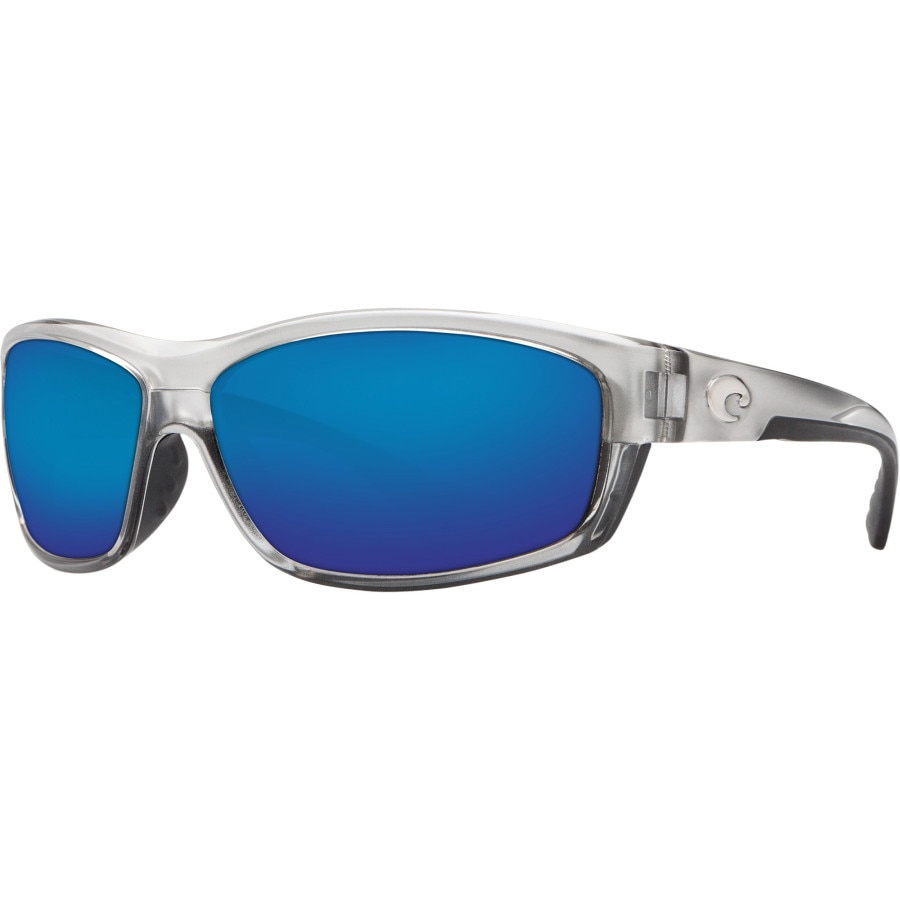 61c3b282d3a7 Costa - Saltbreak 580G Polarized Sunglasses - Silver Blue Mirror
