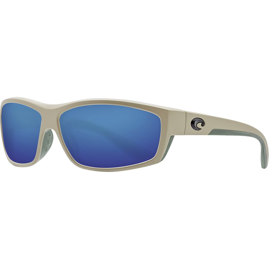 20486e24e5f Costa - Saltbreak 580G Polarized Sunglasses - Sand Blue Mirror