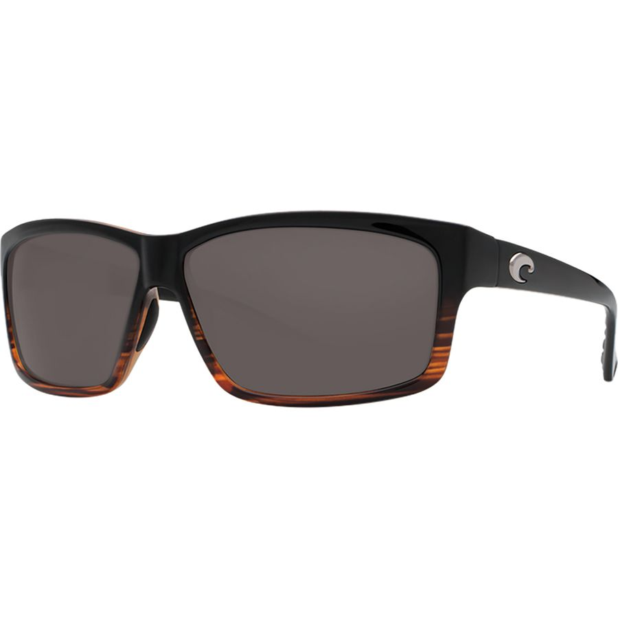 9f50a8703197 Costa - Cut 580P Sunglasses - Polarized - Coconut Fade Silver Mir 580p