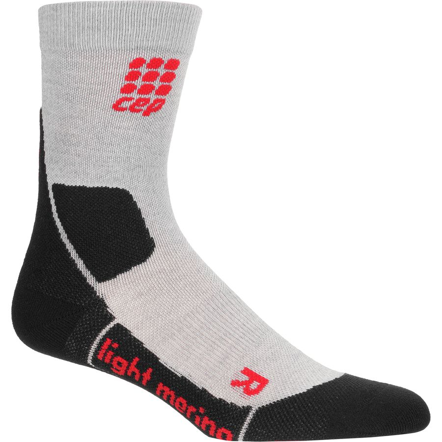 CEP Dynamic+ Outdoor Light Merino Mid-Cut Sock - Womens