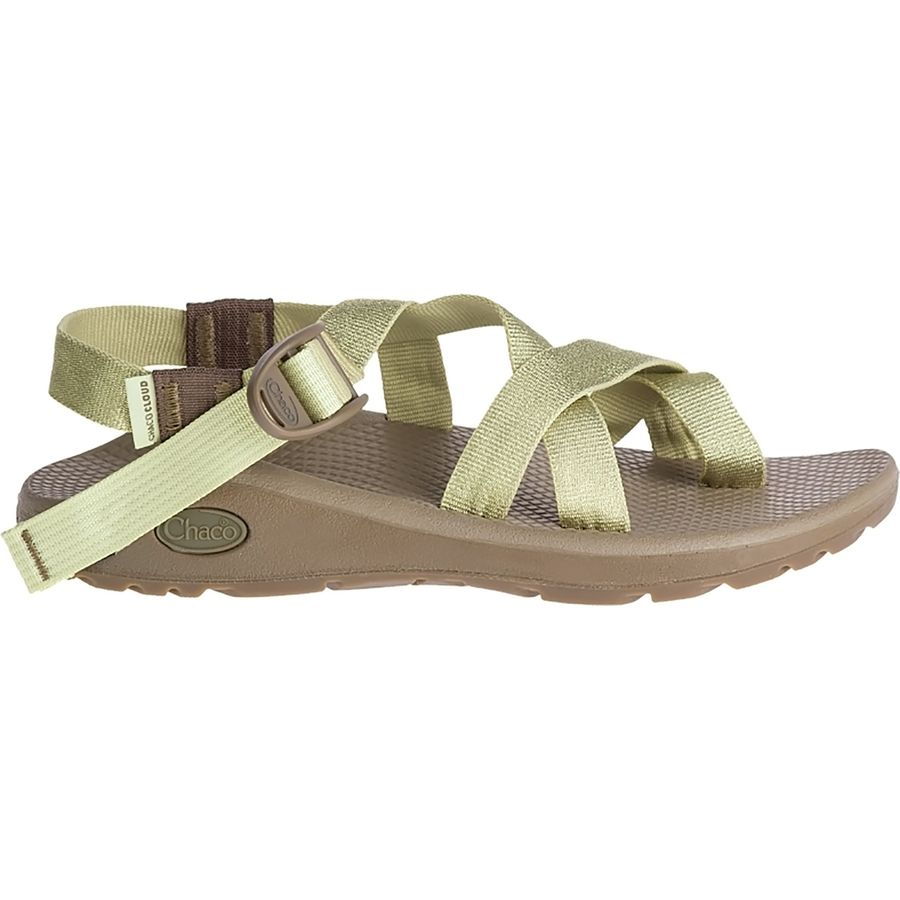 98bc615a2bc6 Chaco - Z Cloud 2 Sandal - Women s - Metallic Gold