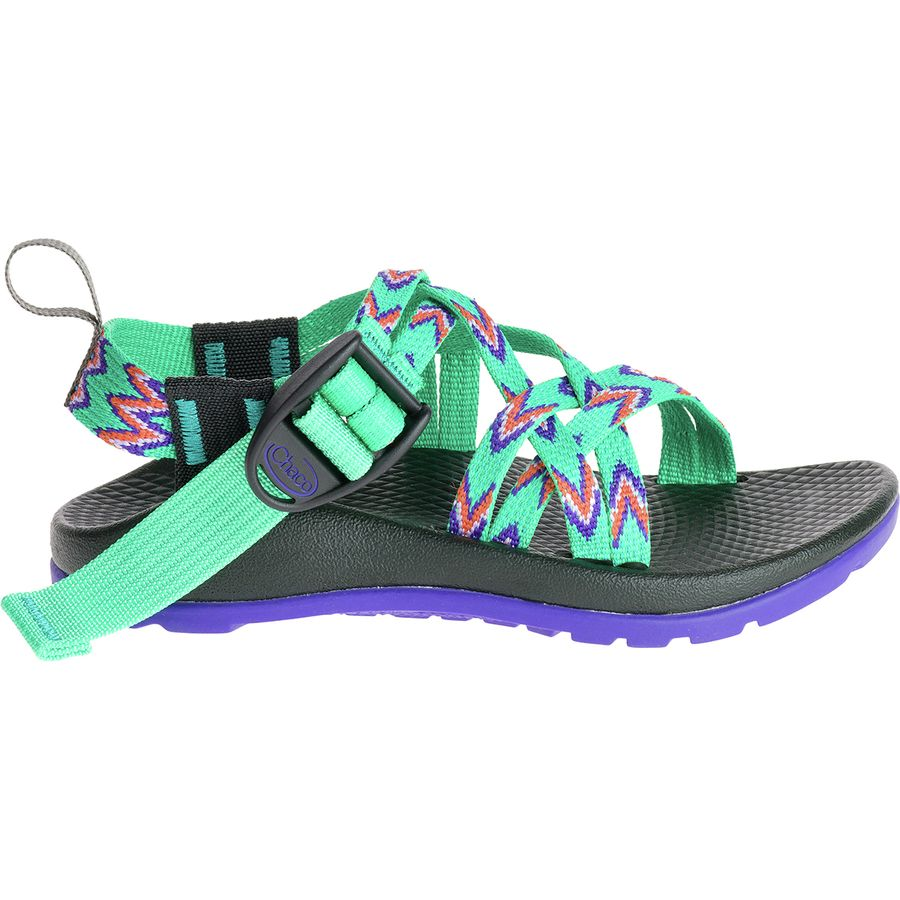 3badb037e710 Chaco - ZX 1 Ecotread Sandal - Toddler Girls  - Mint Leaf