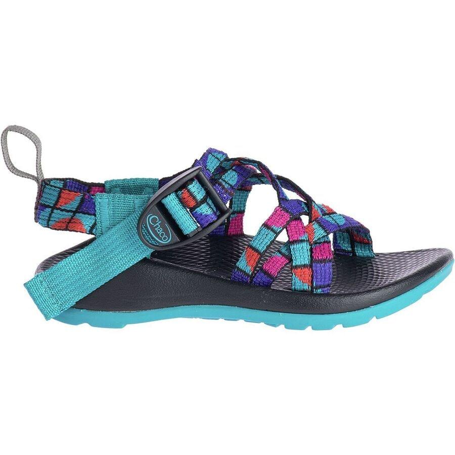 98e6cd82325a Chaco - ZX 1 EcoTread Sandal - Girls  - Break Teal