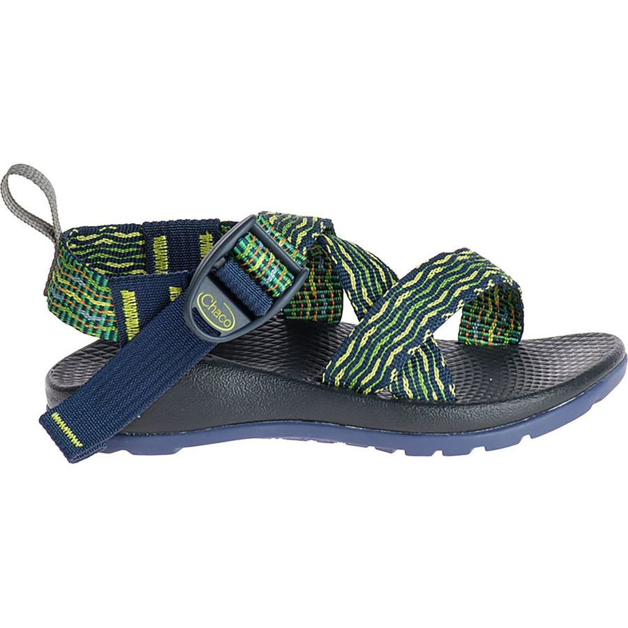 9ac3568e0445 Chaco - Z 1 EcoTread Sandal - Toddler Boys  - Rio Green