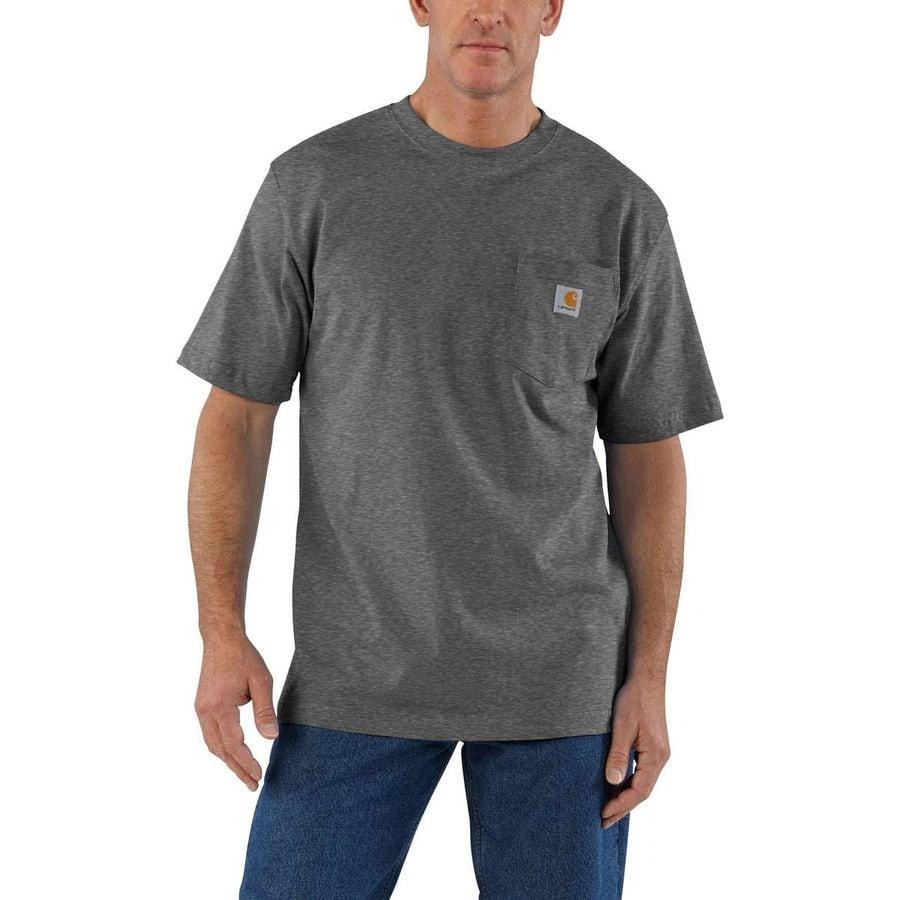 af7ffe0c47 Carhartt - Workwear Pocket Short-Sleeve T-Shirt - Men's - Carbon Heather