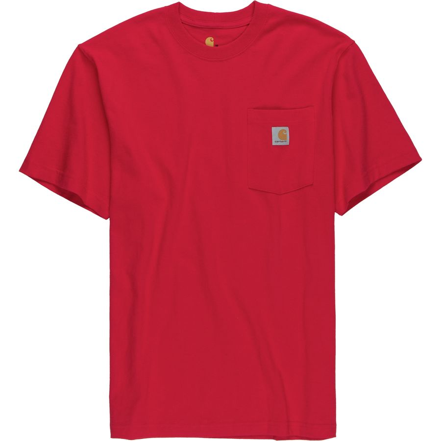 b7443668c01c58 Carhartt Workwear Pocket Short-Sleeve T-Shirt - Men's | Backcountry.com