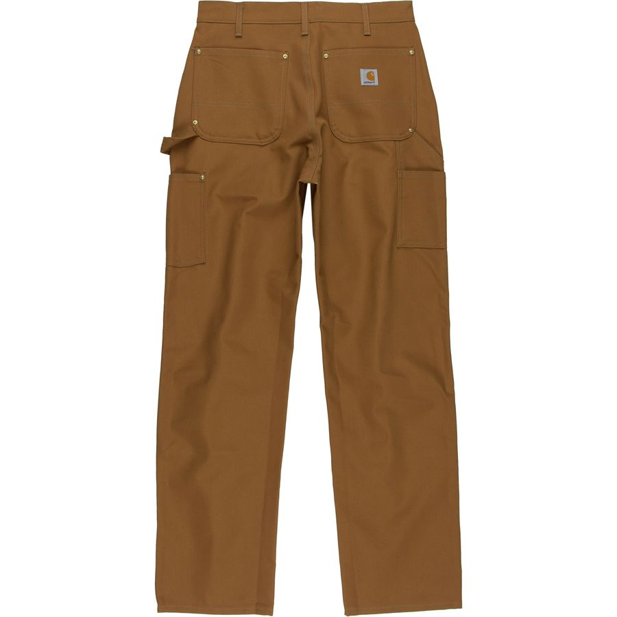 fe38a38f Carhartt Firm Double-Front Work Dungaree Pant - Men's   Backcountry.com