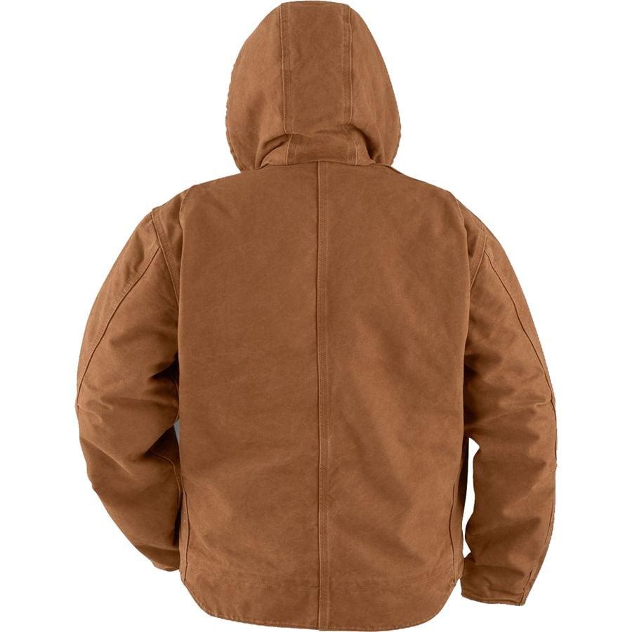 3d31a2eb953 Carhartt Sierra Hooded Jacket - Men s