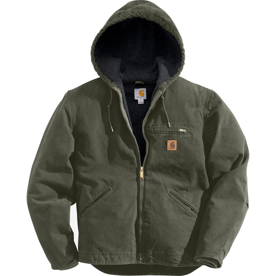 Carhartt Sierra Hooded Jacket - Mens