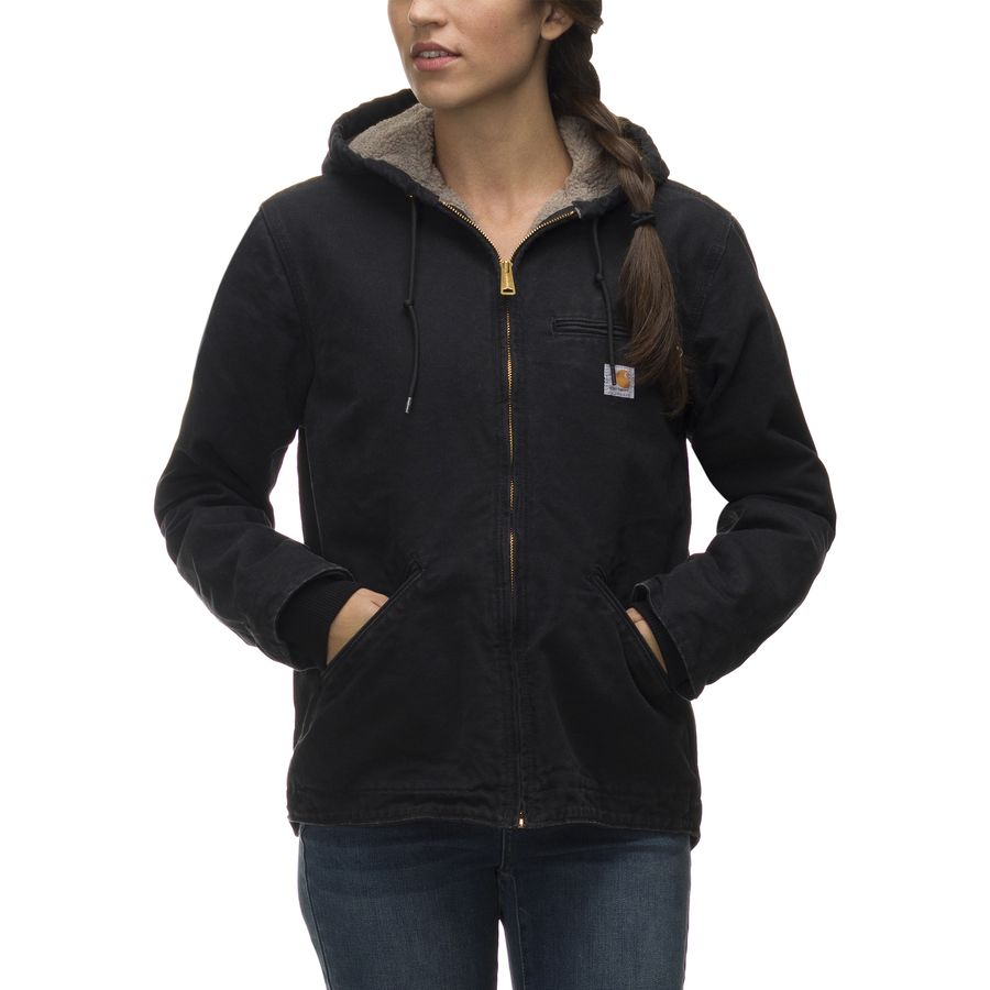Hooded jackets for women