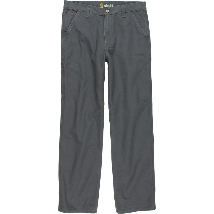 Carhartt Washed Duck Relaxed Dungaree Pant - Mens