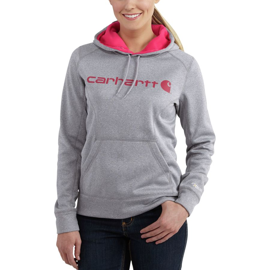 Carhartt Force Extremes Signature Graphic Hooded Sweatshirt - Womens