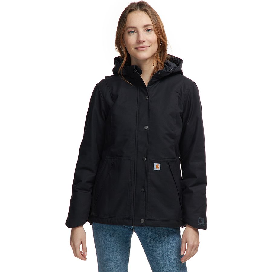 4be0df6fe Carhartt Full Swing Cryder Insulated Jacket - Women's