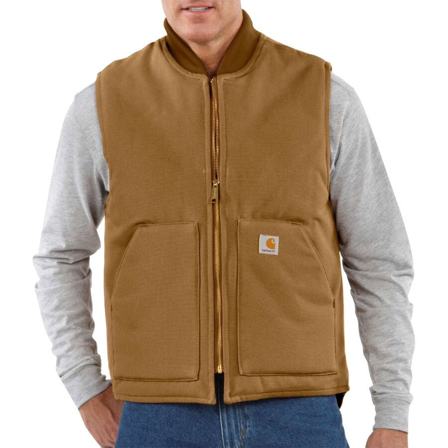 Carhartt Duck Vest Men S Backcountry Com