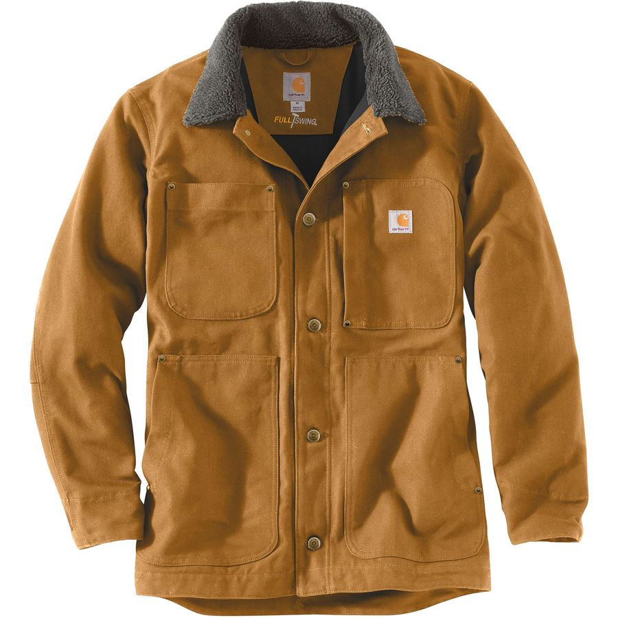 Carhartt Full Swing Chore Coat Men S Backcountry Com