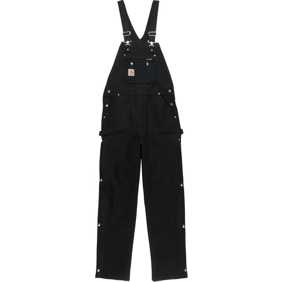 Carhartt Zip-To-Thigh Bib Overalls - Mens
