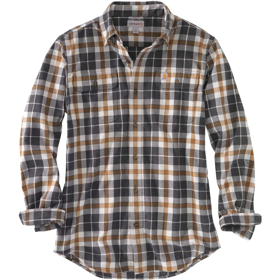 Carhartt Hubbard Plaid Shirt - Mens