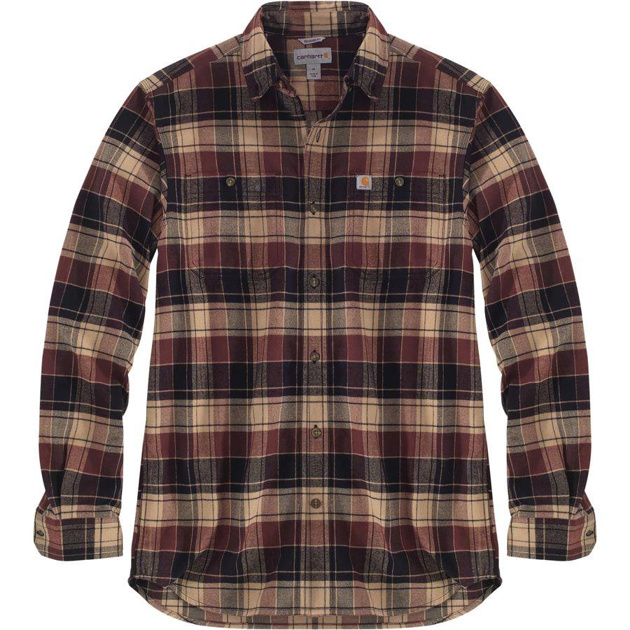 Carhartt Trumbull Plaid Shirt - Mens