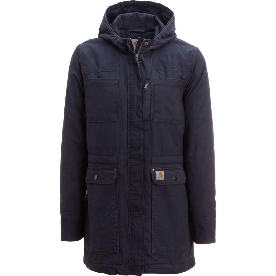 Carhartt Crawford Sherpa Lined Coat - Womens