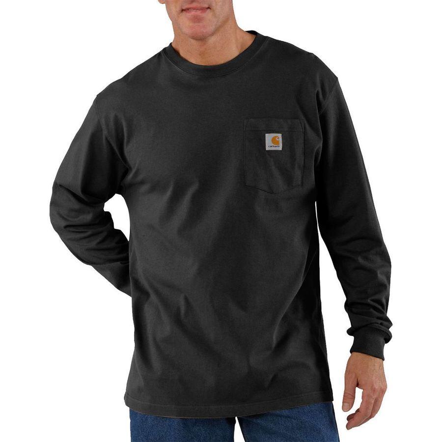 ef000475de52 Carhartt Workwear Pocket Long-Sleeve T-Shirt - Men's | Backcountry.com