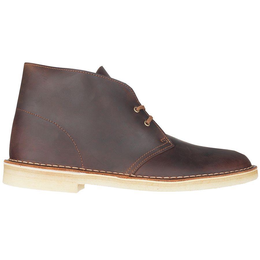 Clarks  Desert Core Boot  Men's  Beeswax Leather