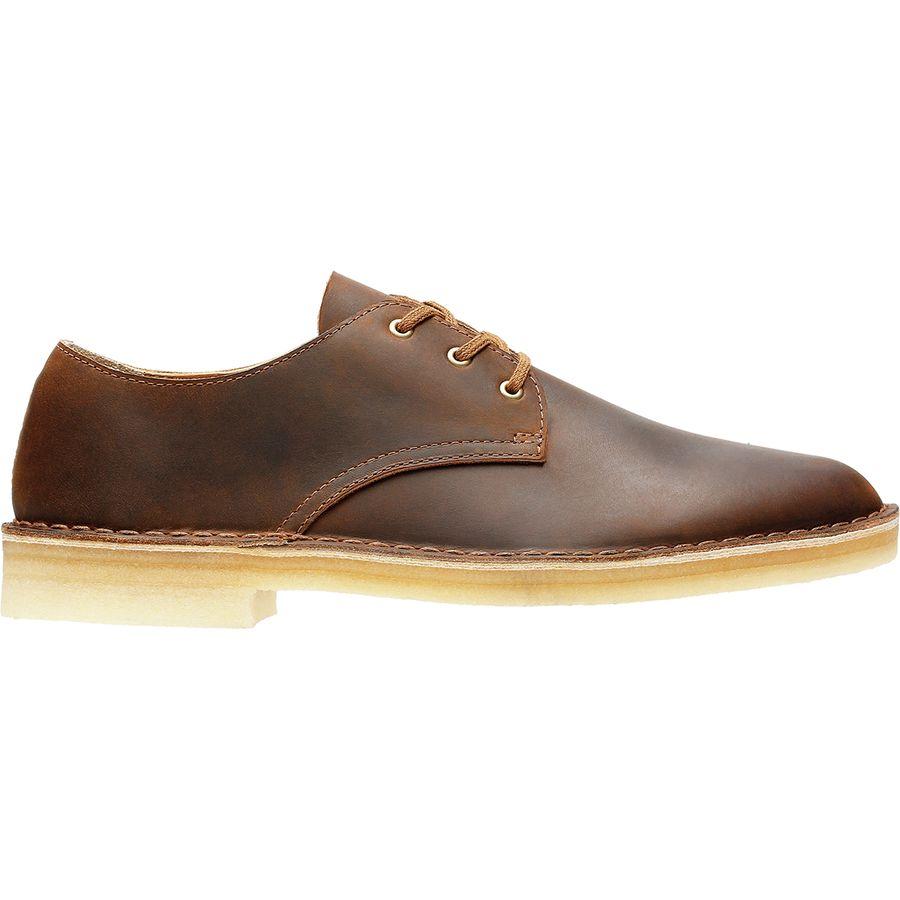 Clarks Desert Crosby Shoe - Mens