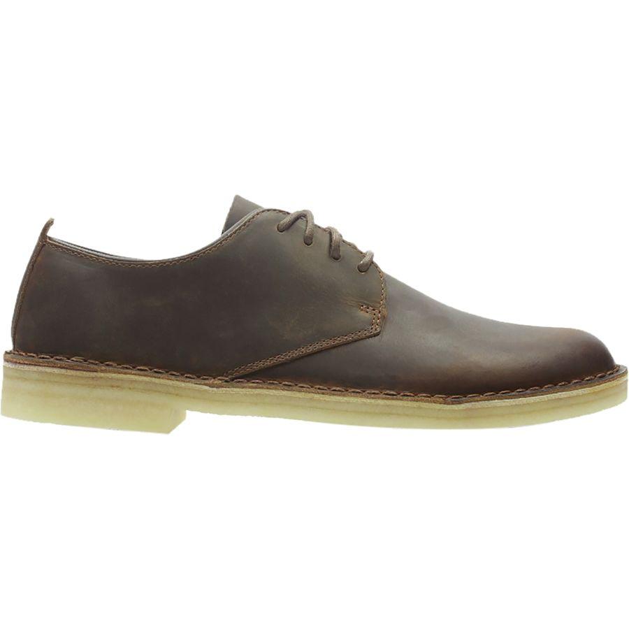 Clarks - Desert London Shoe - Men's - Beeswax