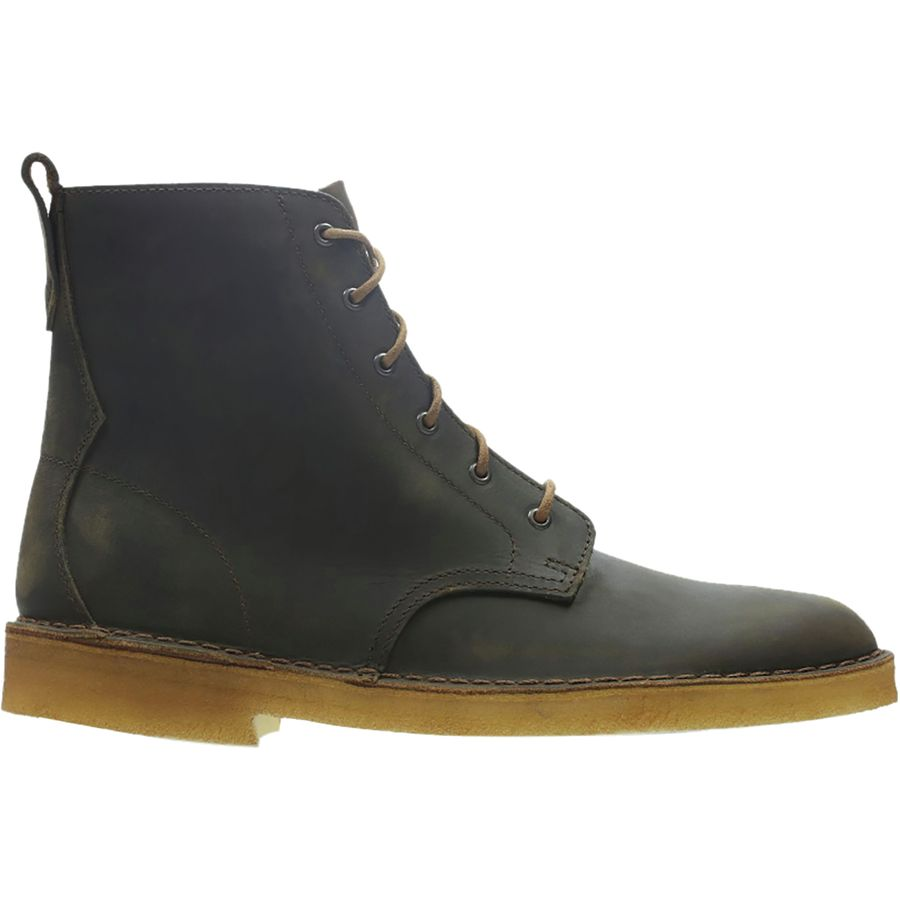 Clarks - Desert Mali Boot - Men's - Beeswax