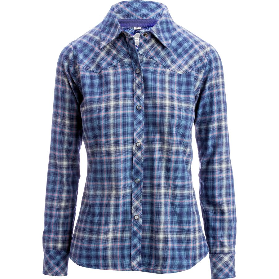 Club Ride Apparel Livn Flannel Jersey - Womens