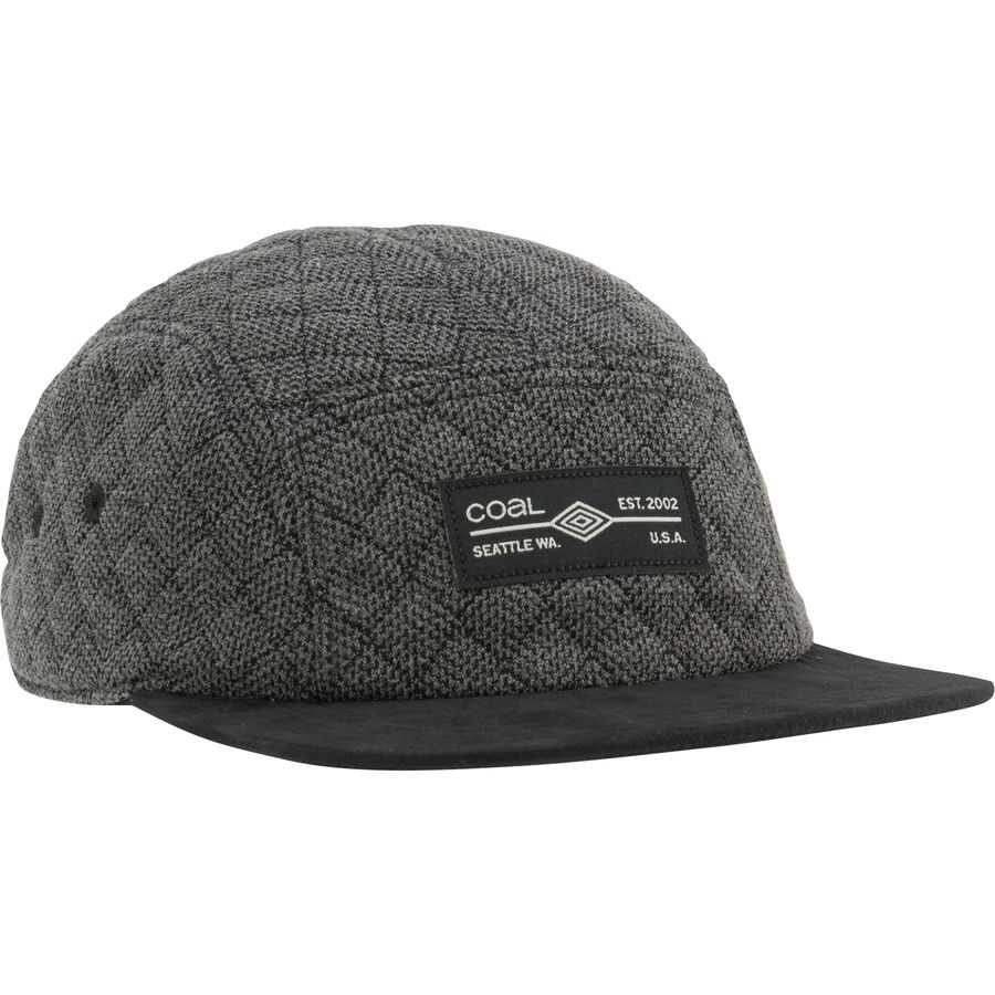d64a5a0cef4 Coal Clive 5-Panel Hat ...