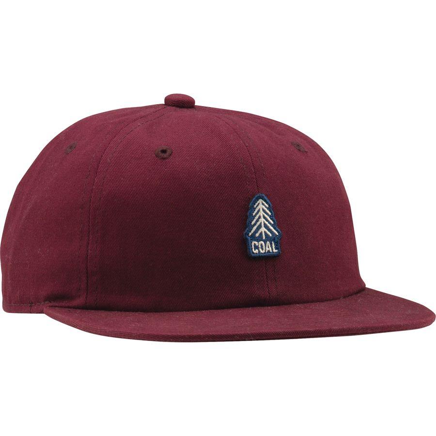 Coal Headwear - Junior Hat - Men s - Burgundy 9aff63bc36a