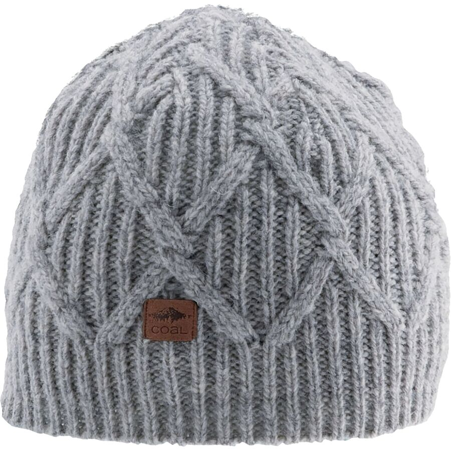 Coal Headwear - Yukon Beanie - Women s - Grey 86e1017df594