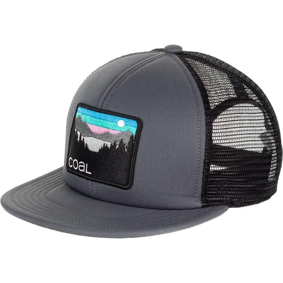 1bd5f0095c9 Coal Headwear - Hauler Trucker Hat - Charcoal