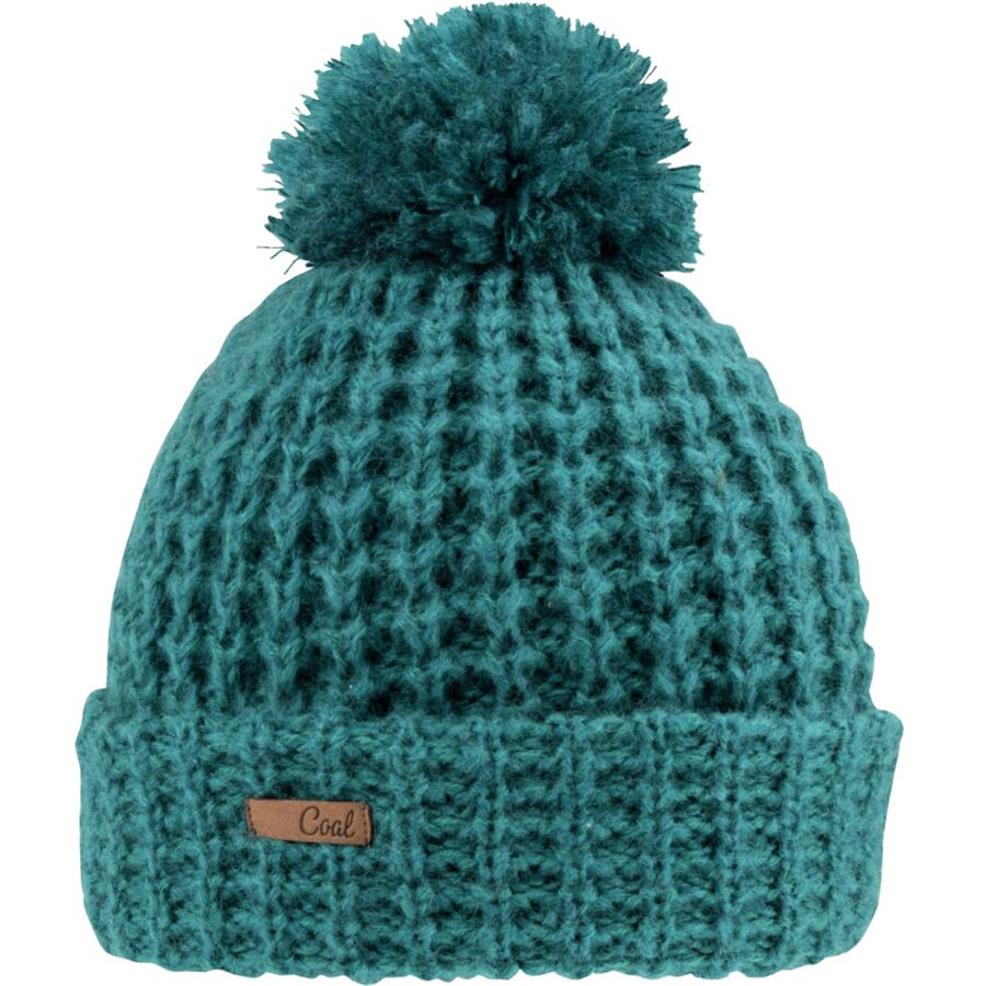 Coal Headwear - Kate Pom Beanie - Women s - Evergreen 095f6e83808