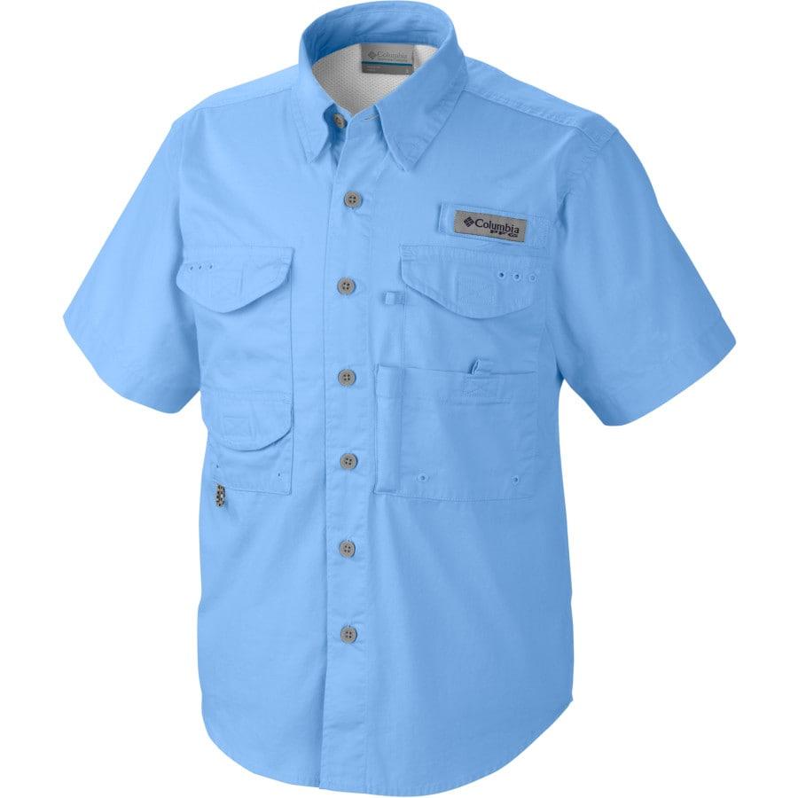Columbia bonehead shirt short sleeve boys 39 up to 70 for Columbia bonehead fishing shirt