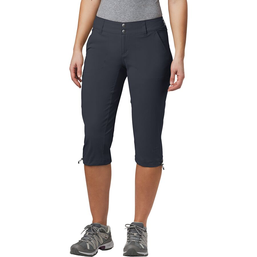 Columbia Saturday Trail Stretch Capri Pant - Womens