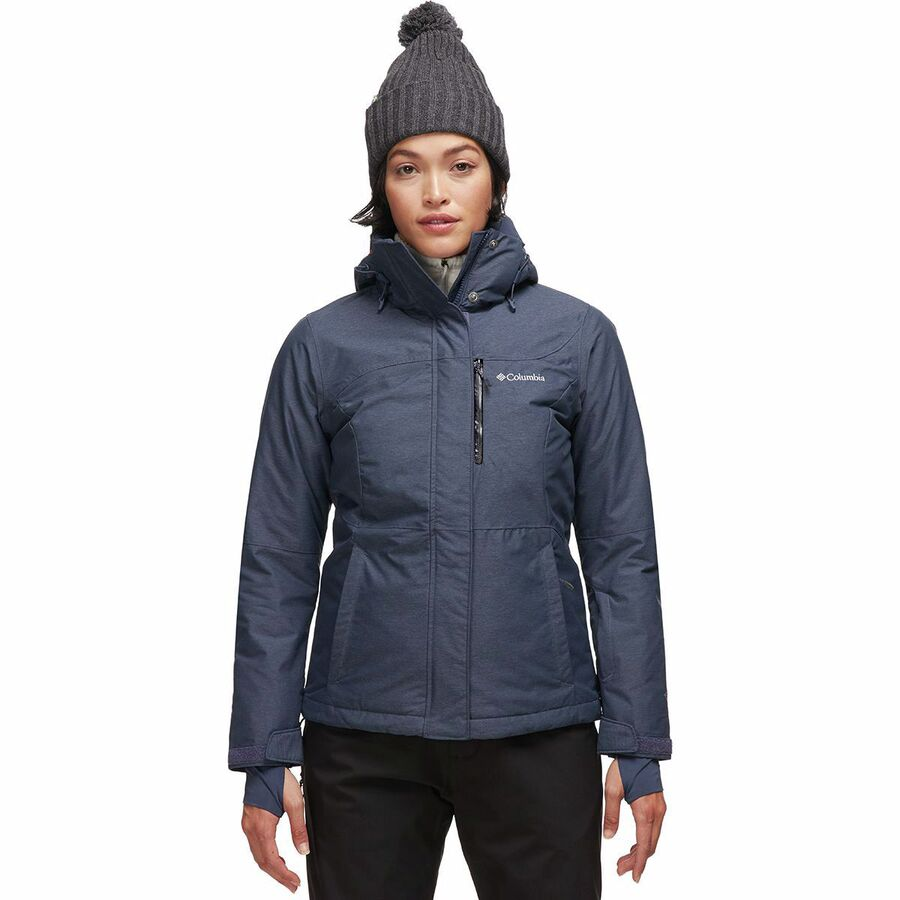 Columbia Alpine Action Omni-Heat Hooded Jacket