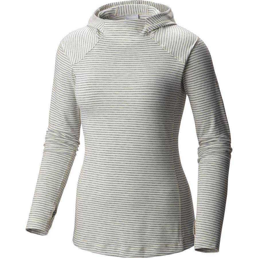 Columbia Layer First Hooded Shirt - Womens