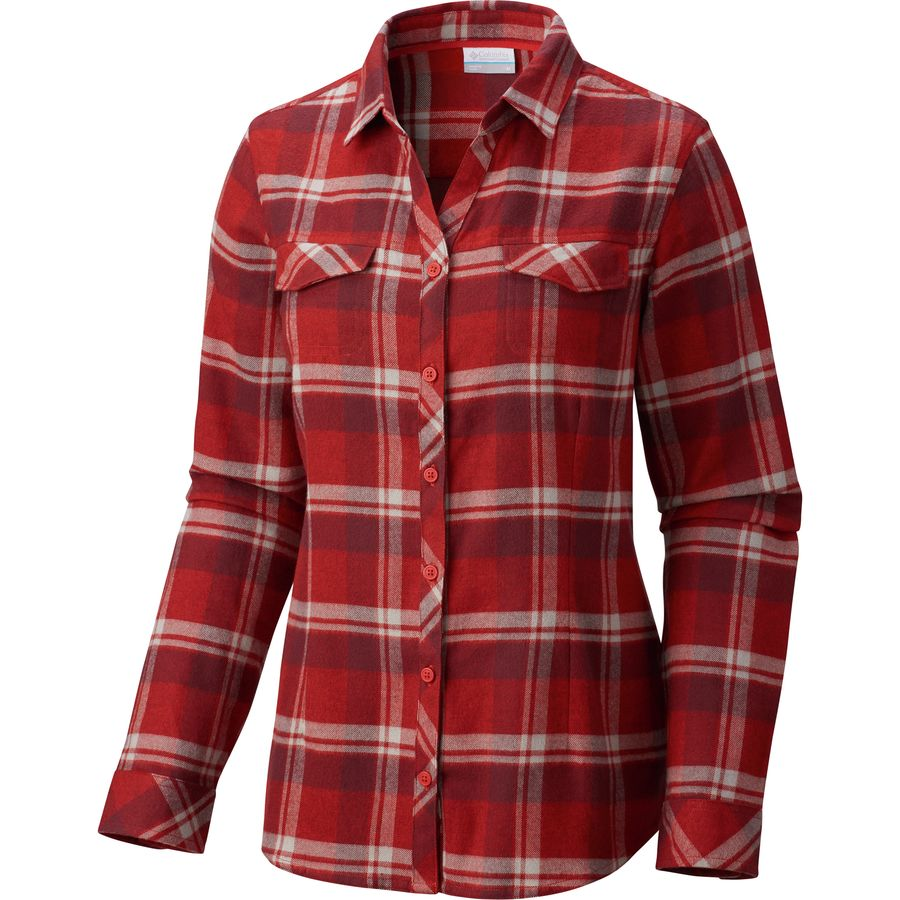Columbia Simply Put II Flannel Shirt - Women's | Backcountry.com