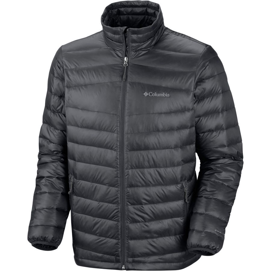 Columbia Platinum 860 Turbodown Jacket - Mens