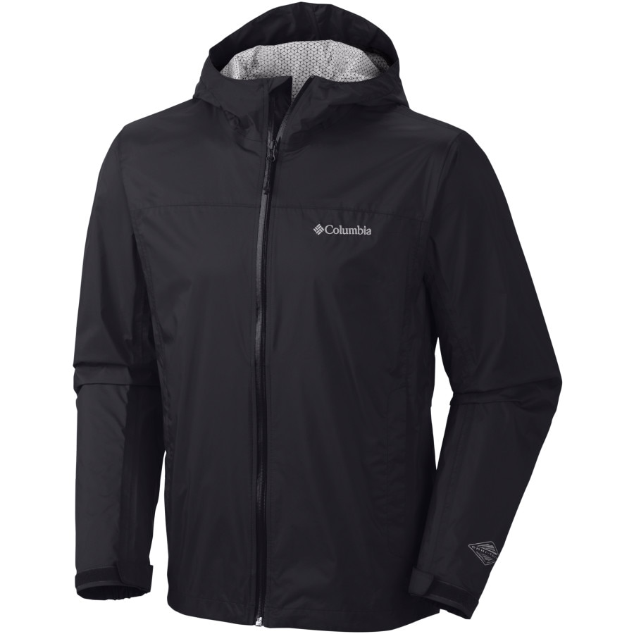 Columbia Rain Jacket Mens