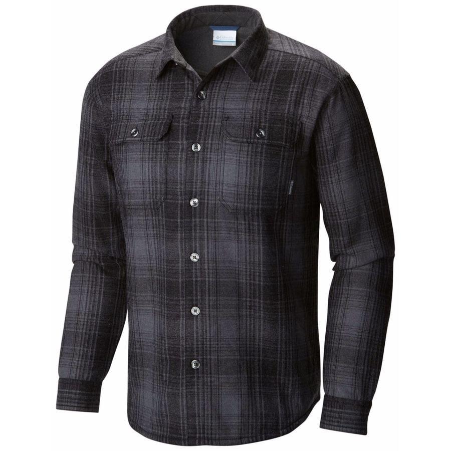Columbia Windward III Button-Down Overshirt - Mens