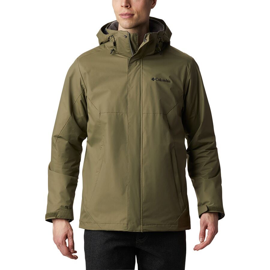 Columbia Eager Air Interchange 3-In-1 Jacket - Mens